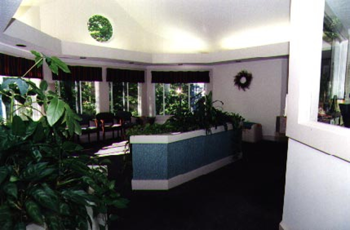 WRPA office lobby